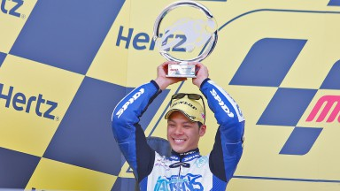 Takaaki Nakagami, Italtrans Racing Team, Silverstone RAC