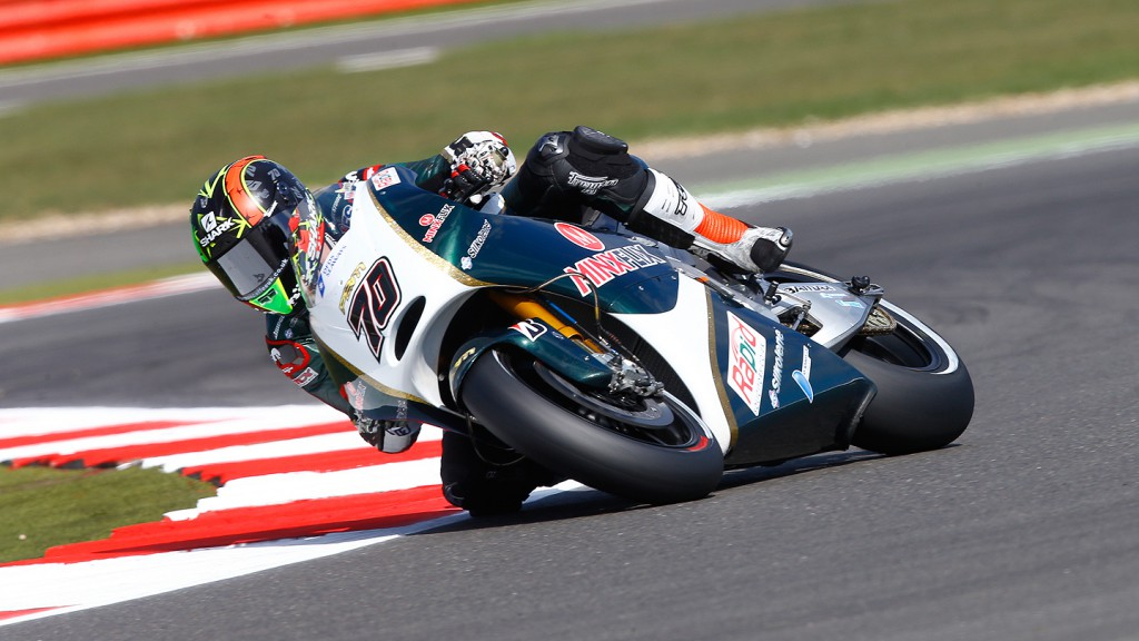Michael Laverty, Paul Bird Motorsport, Silverstone RAC
