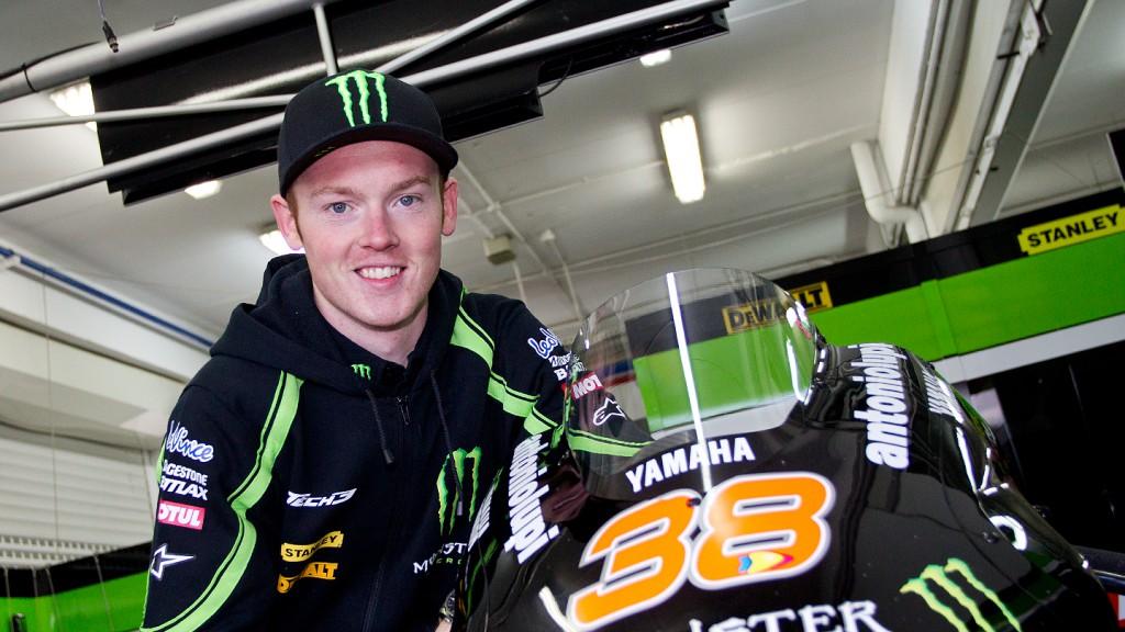 Bradely Smith, Monster Yamaha Tech 3