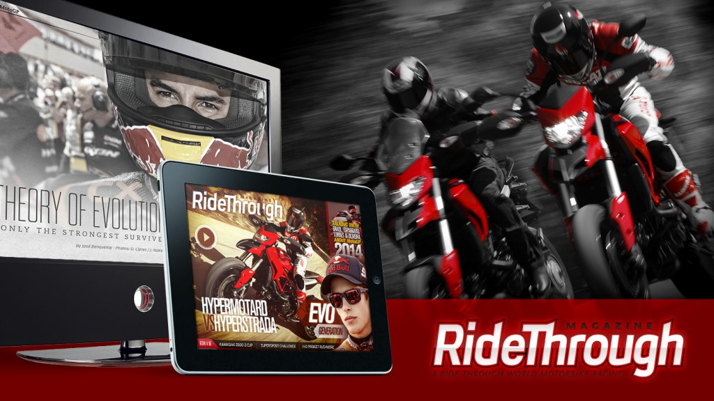 Ride Through Magazine 16
