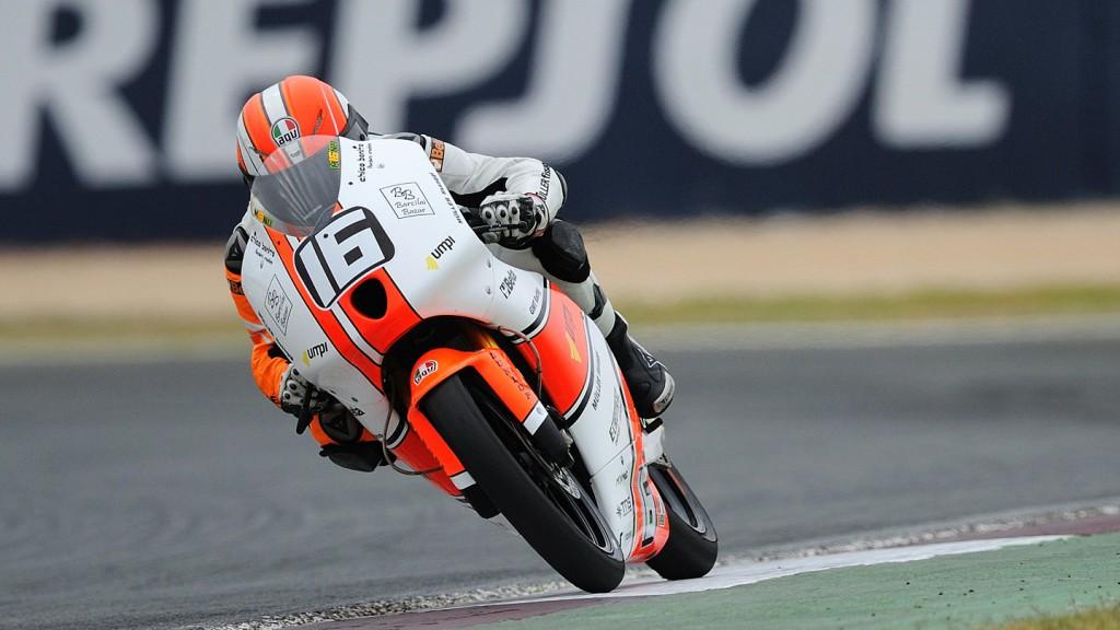 Andrea Migno, GMT Team, QP Albacete 2