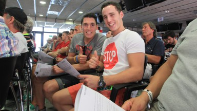 Aleix and Pol Espargaro team up for 24 Hours of Barcelona
