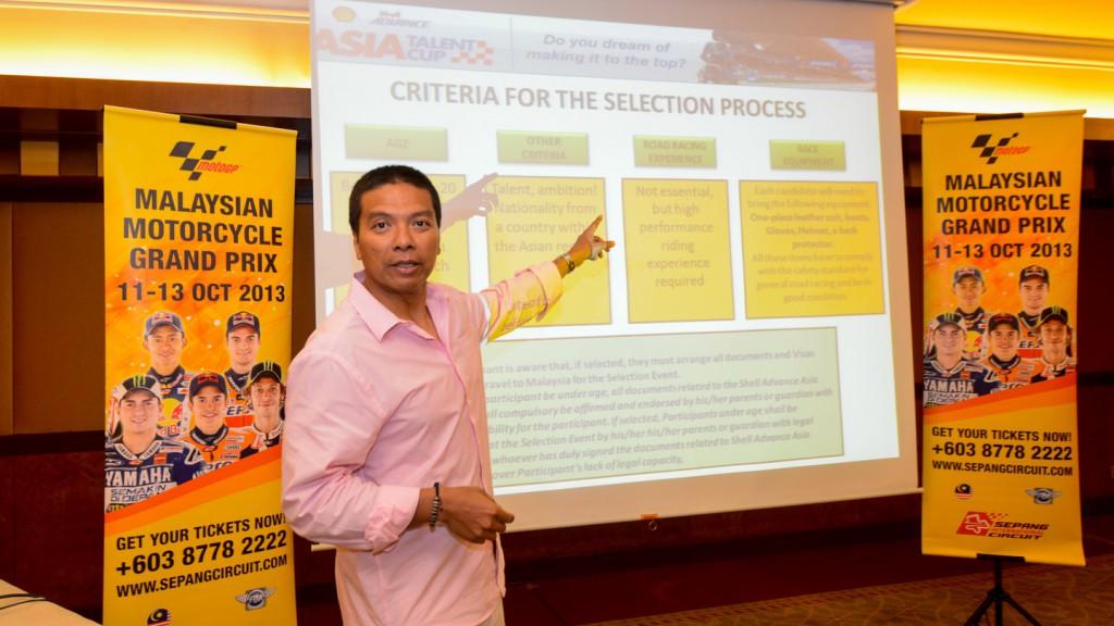 Sepang International Circuit CEO, Datuk Razlan Razali