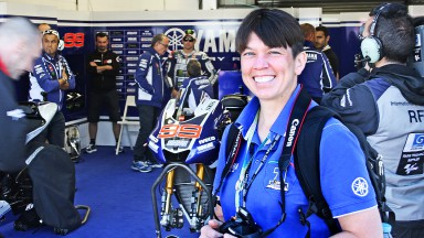 Rebecca Pittman, 2012 MotoGP Fantasy Manager Winner