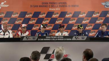 GP Aperol di San Marino e della Riviera di Rimini: Pre-event Press Conference