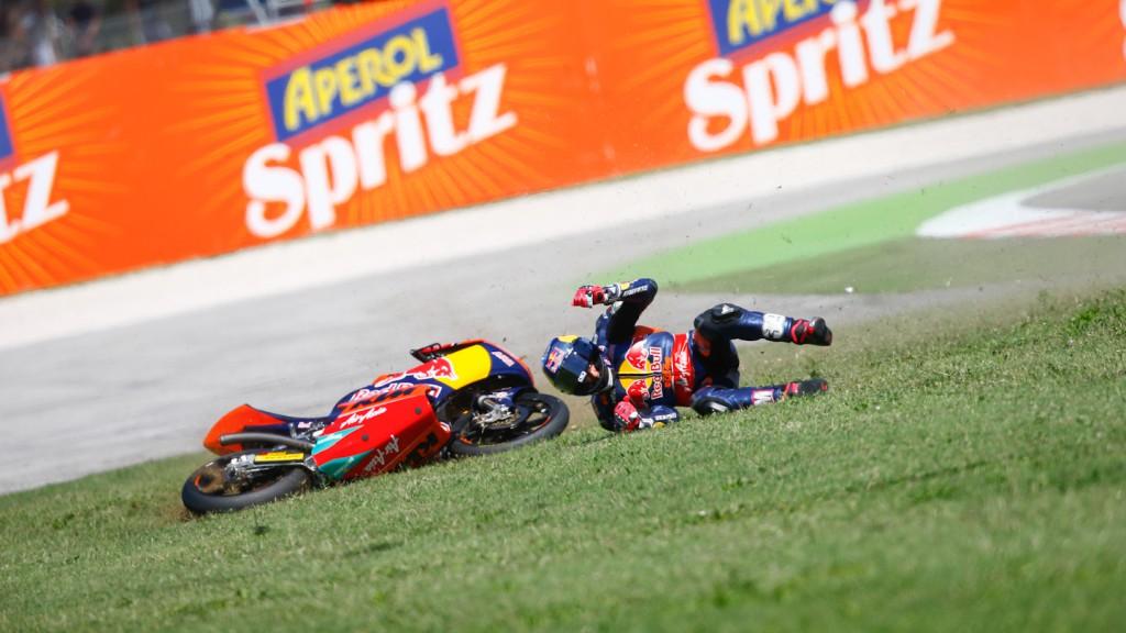 Luis Salom, Red Bull KTM Ajo, Misano FP2
