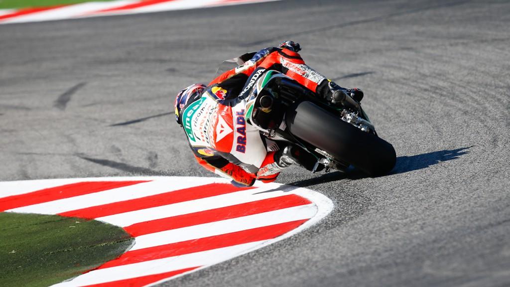 Stefan Bradl, LCR Honda MotoGP, Misano FP2