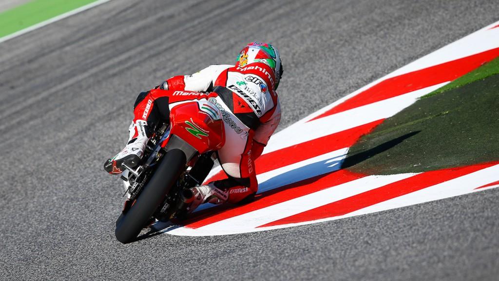 Efren Vazquez, Mahindra Racing, Misano FP2