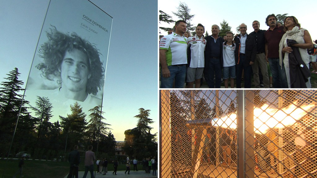 A new tribute to Marco Simoncelli