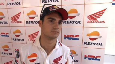 Pedrosa puzzled by Misano lack of grip