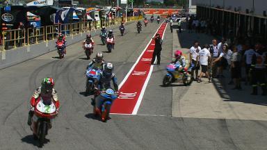 Misano 2013 - Moto3 - FP2 - Full