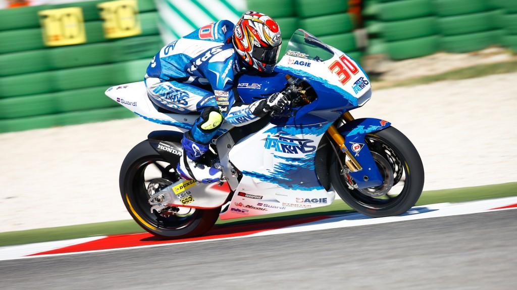 Takaaki Nakagami, Italtrans Racing Team, Misano FP1