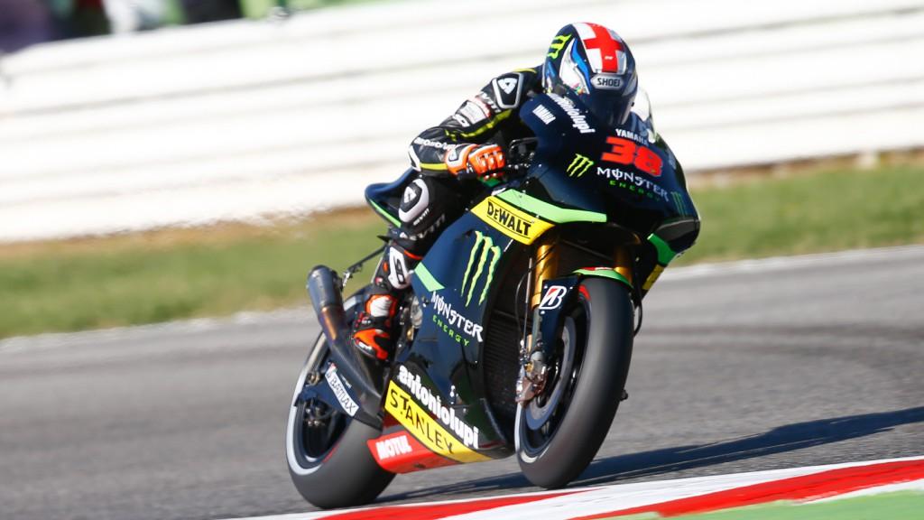 Bradley Smith, Monster Yamaha Tech 3, Misano FP2