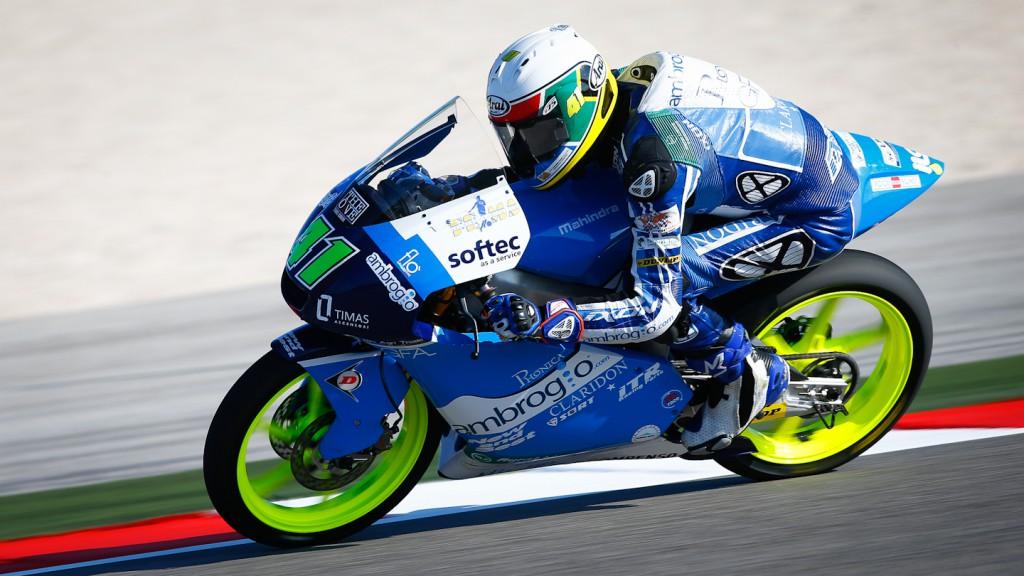 Bradl Binder, Ambrogio Racing, Misano FP2