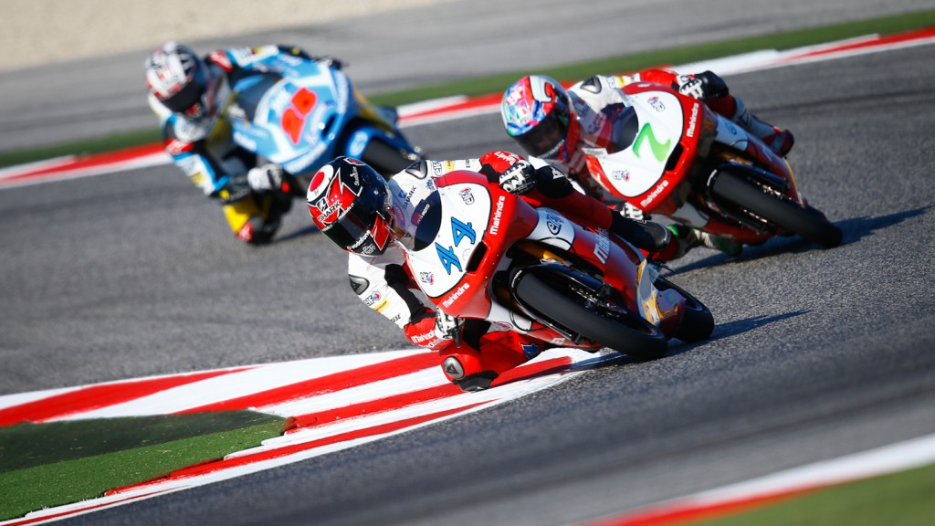 Miguel Oliveira, Mahindra Racing, Misano FP2