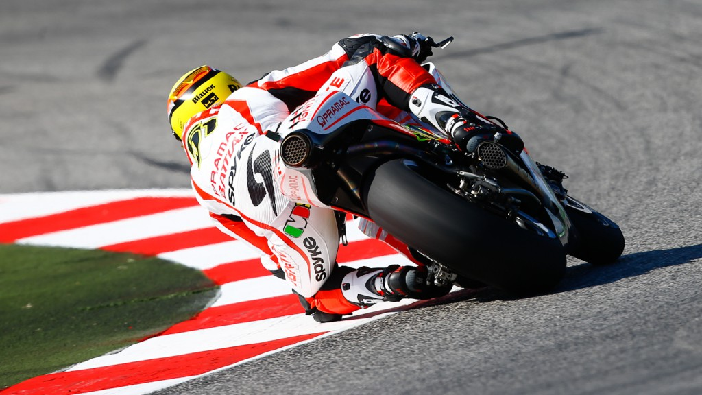 Michele Pirro, Ignite Pramac Racing, Misano FP2