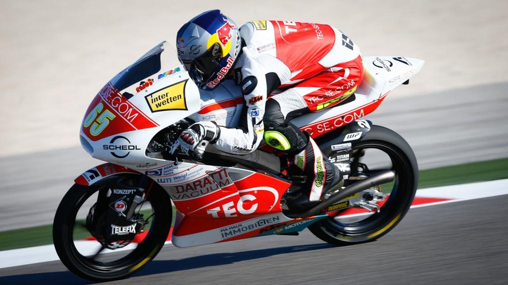 Phillip Oettl, Tec Interwetten Moto3 Racing, Misano FP2