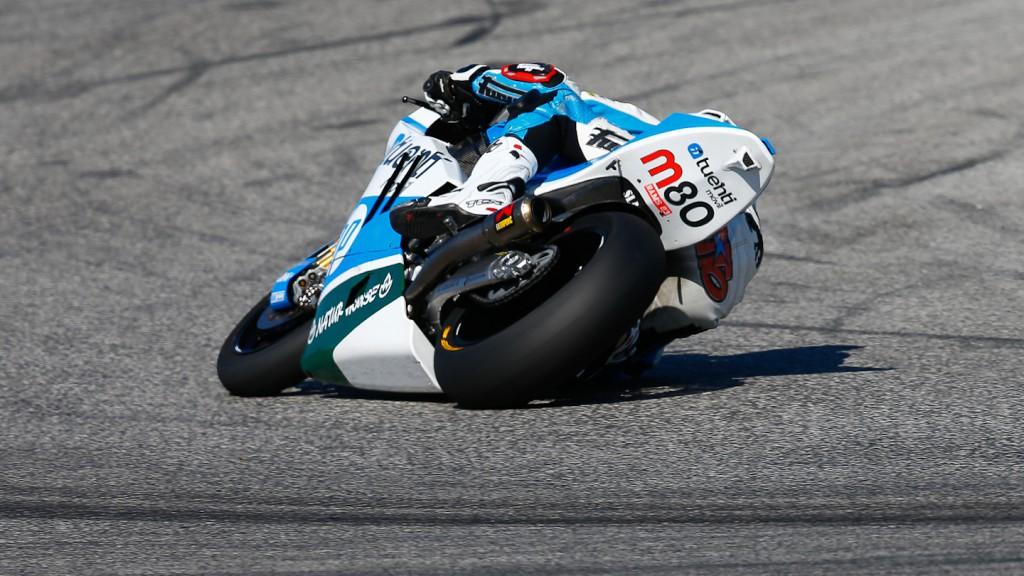 Moto2 Misano FP2