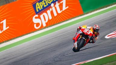 Marc Marquez, Repsol Honda Team, Misano FP2