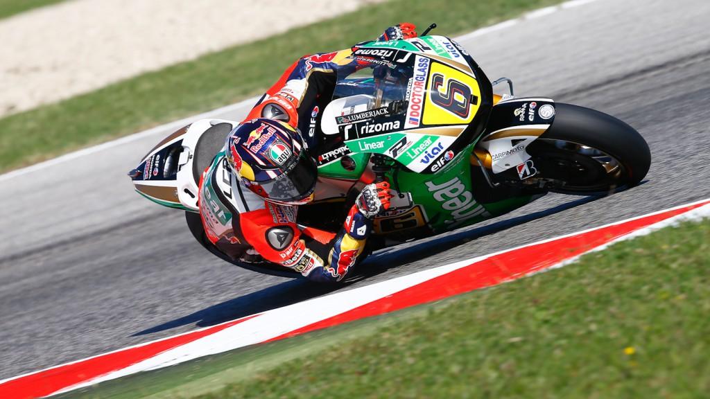 Stefan Bradl, LCR Honda MotoGP, Misano Q2