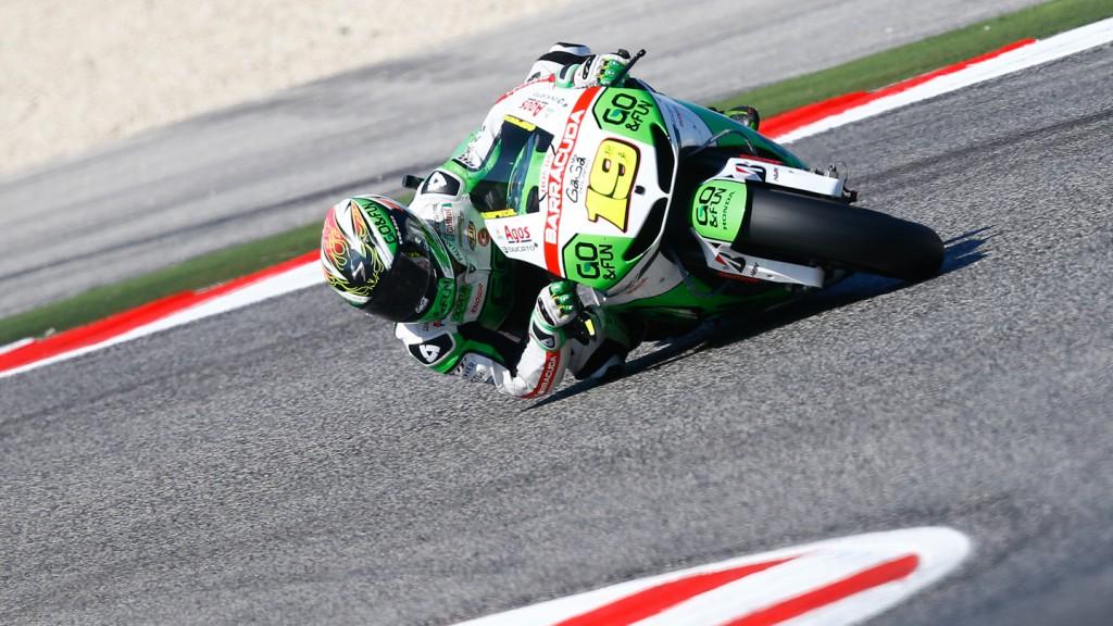 Alvaro Bautista, GO&FUN Honda Gresini, Misano Q2