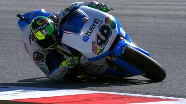 Misano 2013 - Moto2 - QP - Highlights
