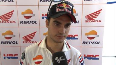 'Completely no grip' for Pedrosa