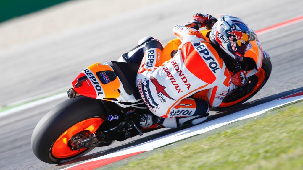 Dani Pedrosa, Repsol Honda Team, Misano Q2
