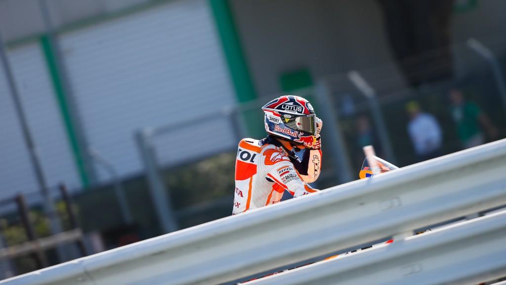 Dani Pedrosa, Repsol Honda Team, Misano Q1