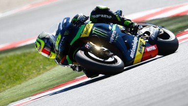 Cal Crutchlow, Monster Yamaha Tech 3, Misano Q2