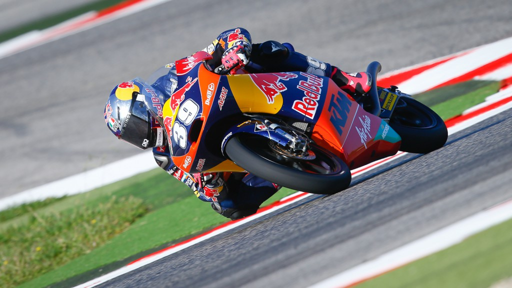 Luis Salom, Red Bull KTM Ajo, Misano QP