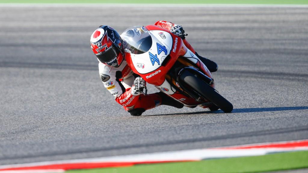 Miguel Oliveira, Mahindra Racing, Misano QP