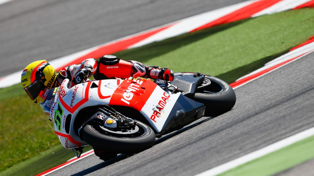 Michele Pirro, Pramac Racing Team, Misano Q2