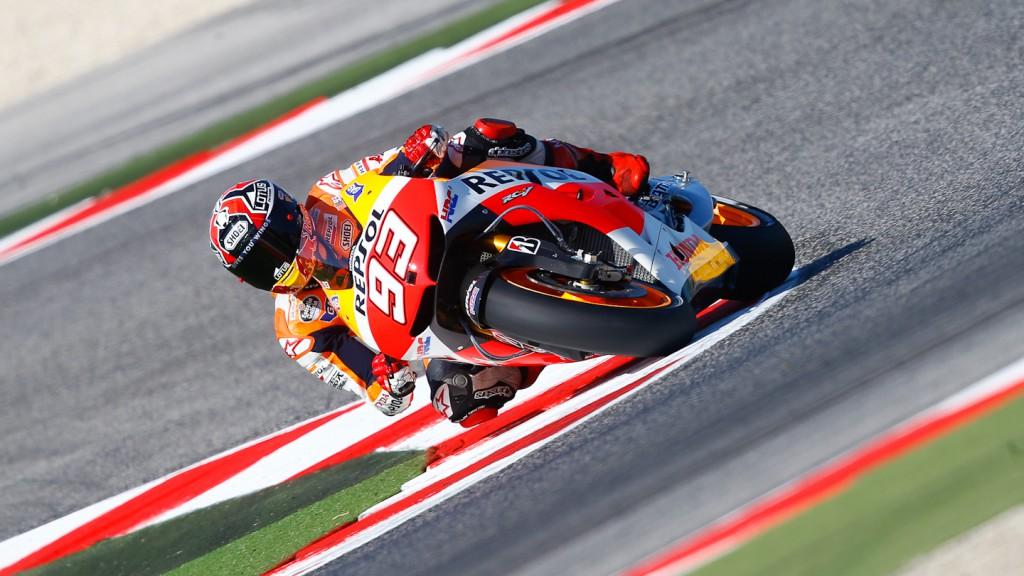Marc Marquez, Repsol Honda Team, Misano Q2