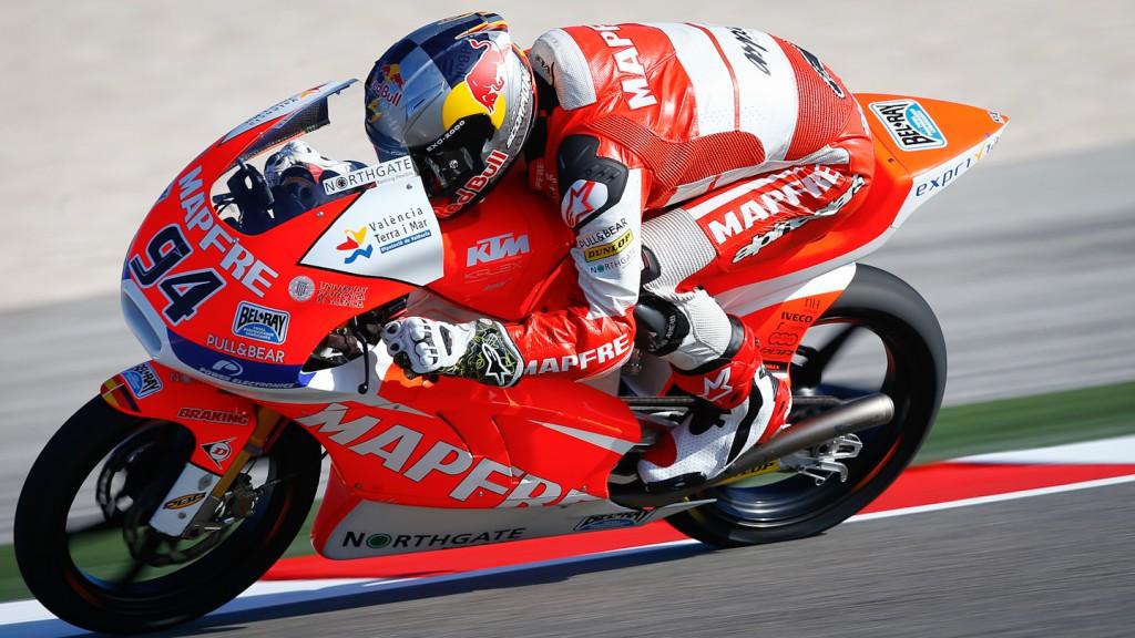 Jonas Folger, Mapfre Aspar Team Moto3, Misano QP
