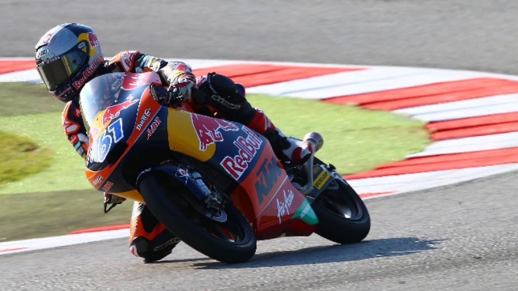 Arthur Sissis, Red Bull KTM Ajo, Misano QP