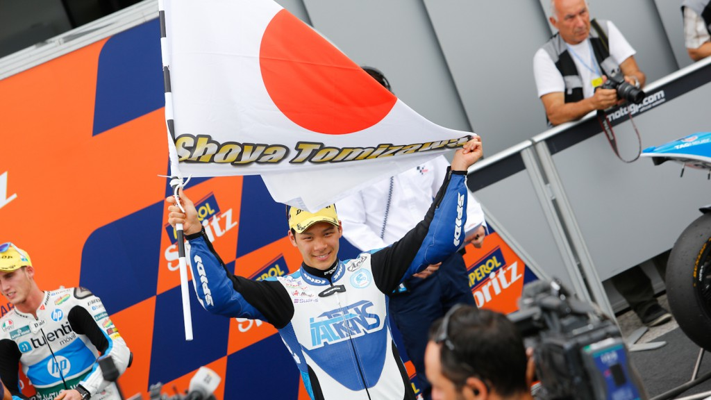 Takaaki Nakagami, Italtrans Racing Team, Misano RAC