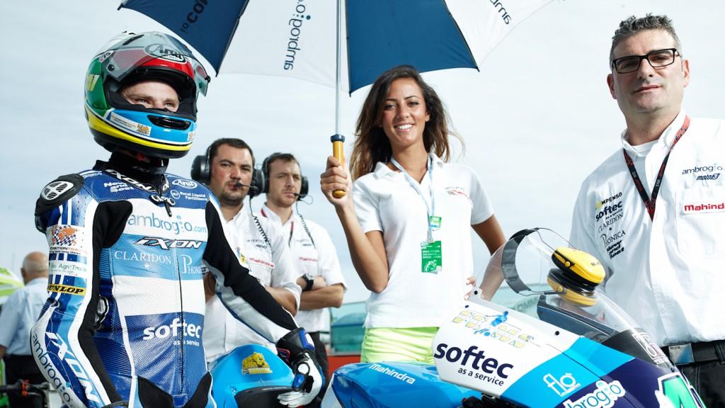 Brad Binder, Ambrogio Racing, Misano RAC