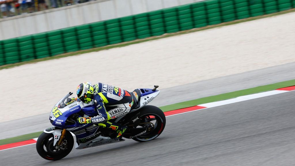 Valentino Rossi, Yamaha Factory Racing, Misano RAC