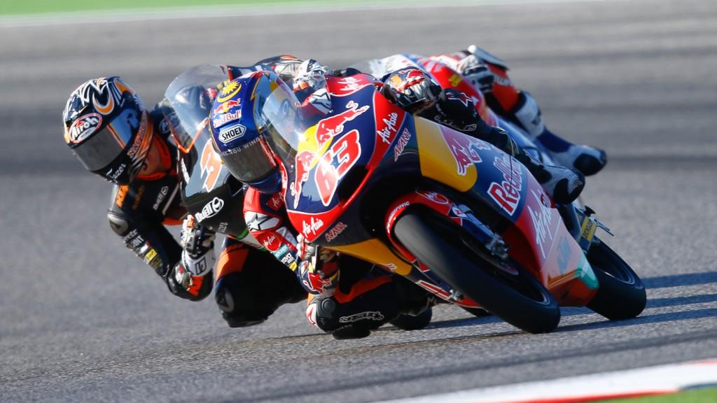Zulfahmi Khairuddin, Red Bull KTM Ajo, Misano RAC