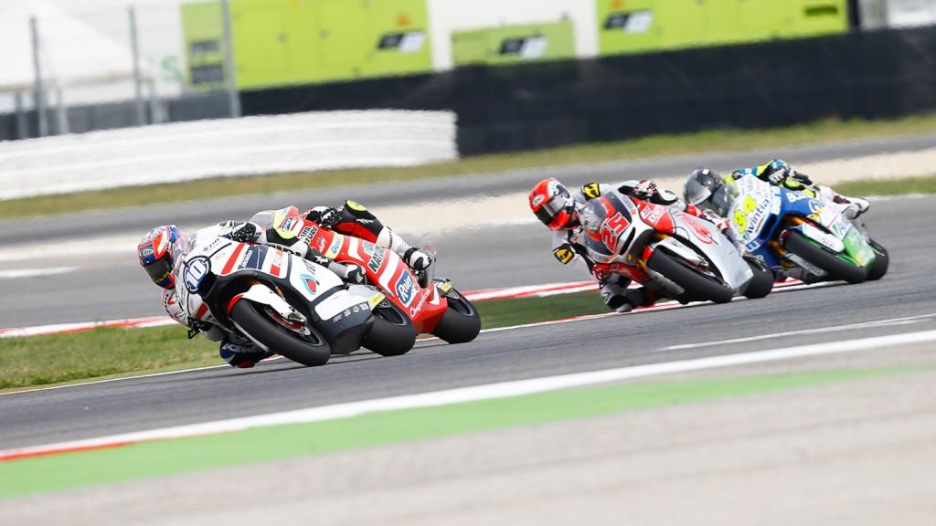 Moto2 Misano RAC