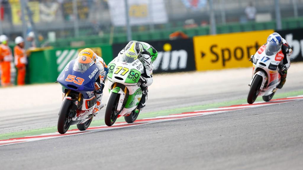 Moto3 Misano RAC
