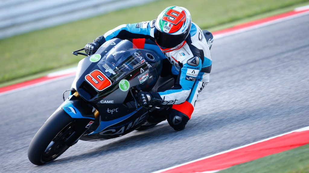 Danilo Petrucci, Came IodaRacing Project, Misano Test