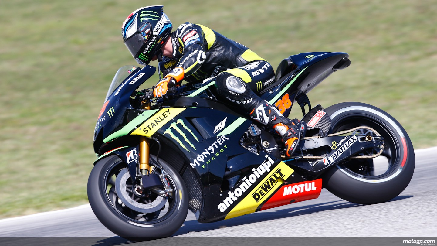 bradley smith monster yamaha tech 3 misano test. Black Bedroom Furniture Sets. Home Design Ideas
