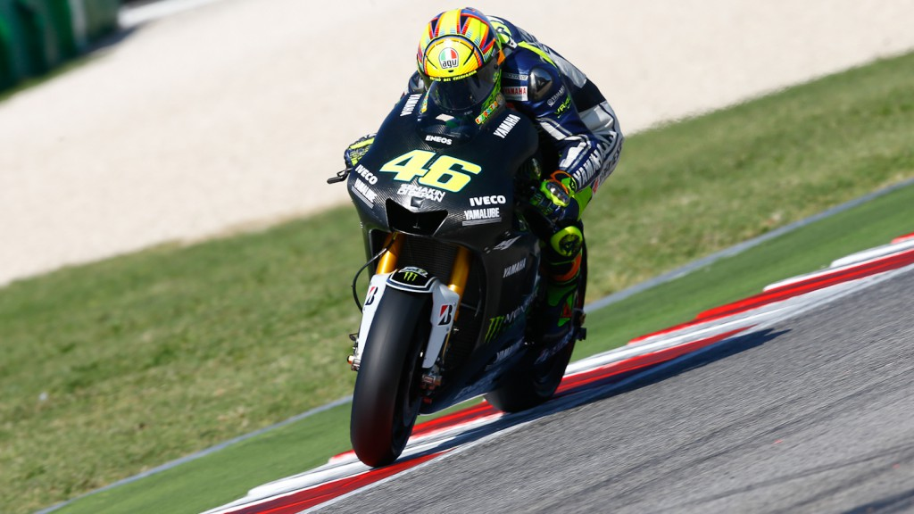 Valentino Rossi, 2014 M1 Set Up, Yamaha Factory Racing, Misano Test