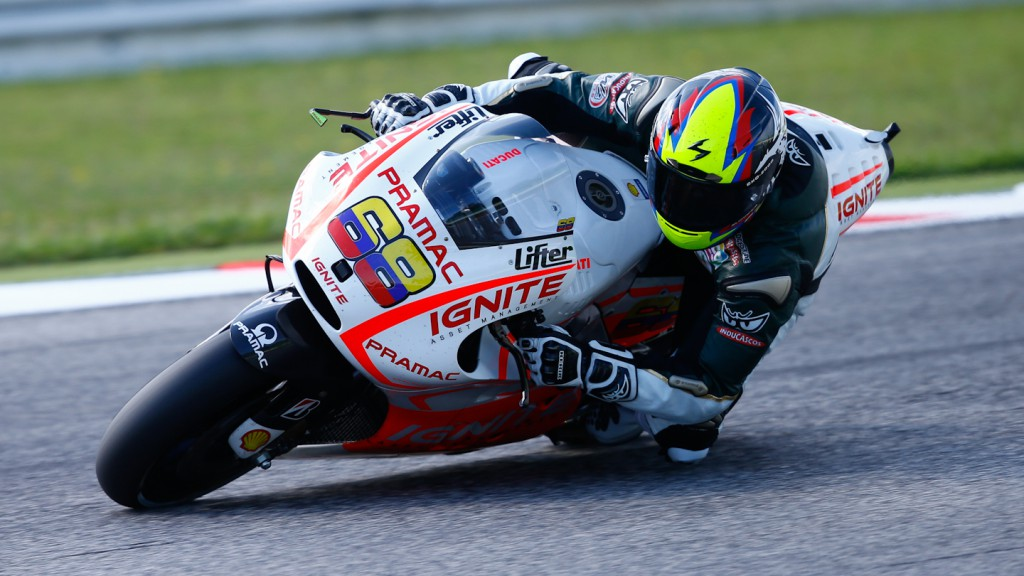 Yonny Hernandez, Pramac Racing Team, Misano Test