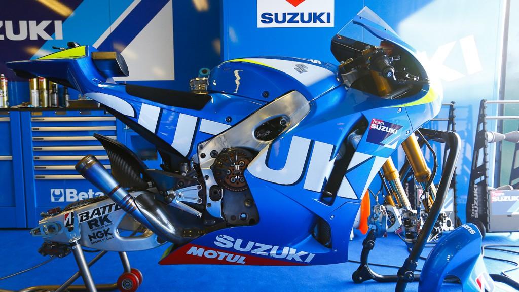 Suzuki MotoGP, Misano Test