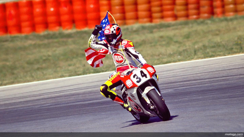 motogp.com · 1993 500cc World Champion Kevin Schwantz