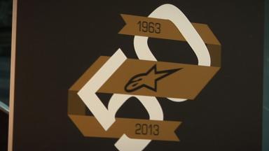 Alpinestars celebrates 50 years of motorsport success