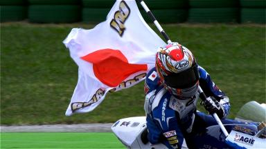 Forever in mind: Nakagami remembers Shoya Tomizawa
